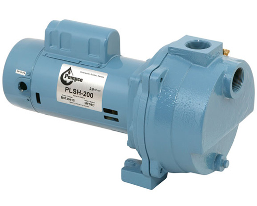 Self priming pump PLSH Pompco
