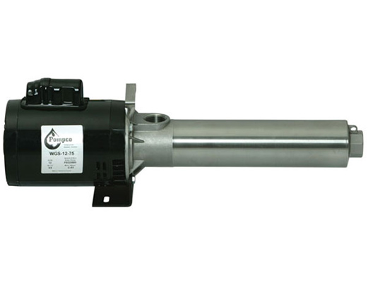 Booster pump WGS Pompco