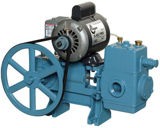 Piston pump regular model